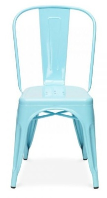 Tollix V4 Side Chairs In Light Blue