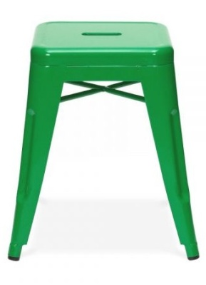 Tollix V4 Low Stool In Green