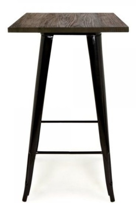 Xavier Pauchard High Table Black Frame