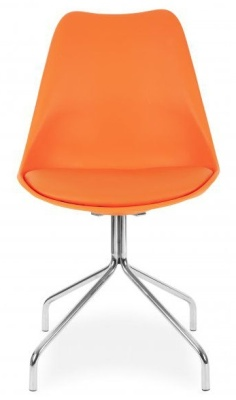 Lacro Poly Chair In Orabge