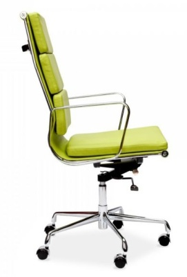 Eames High Back Soft Pad Side View
