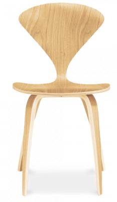 Cherner Chair In Oak Front