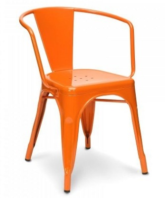 Xavier Pauchard Armchair In Orange