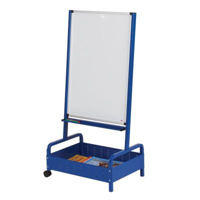 Junior-Whiteboard-Easel-with-Storage-compressor