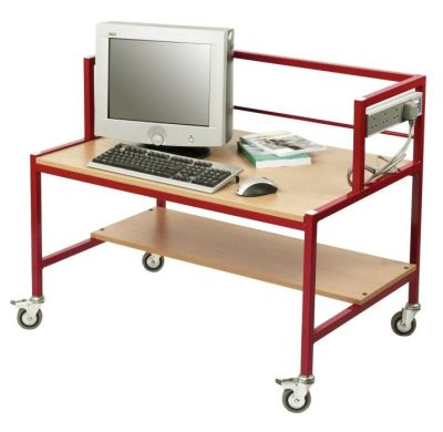 CL-Fixed-Height-Single-Tier-Computer-Trolley-compressor
