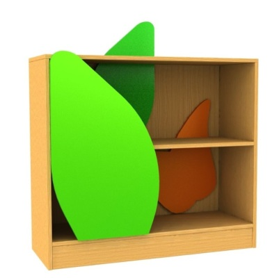 Leaf Bookcase