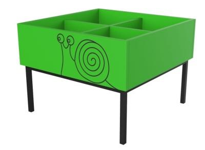 Snail Kinder Box