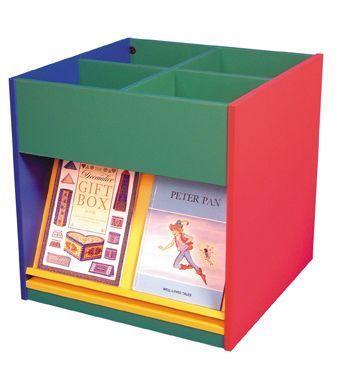 Combi Moabile Kinder Box With Shelves