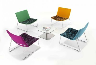 Polly Low Chairs Group Of Four