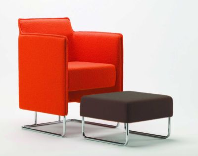 Tommo Chair And Footsool 2