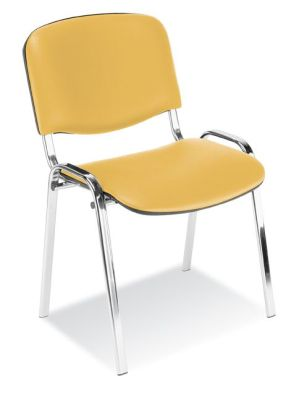 Stakka Chair Chrome Frame 2