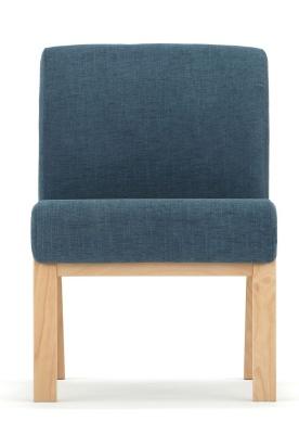 Como Low Chair Facing