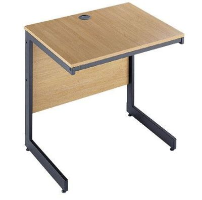 Maddellex Freestanding Cantilever Desk Extension With Floor Levelers