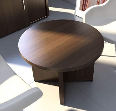 Quando Round Meeting Table