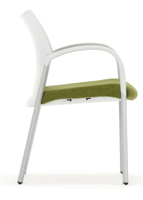 Trillipse Chair With Arms Side View