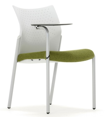 Trillipse Chair With A Writing Tablet