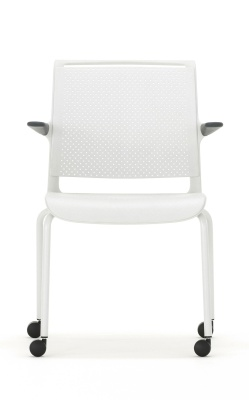 Ad Lib Mobile Conference Arm Chair Facing