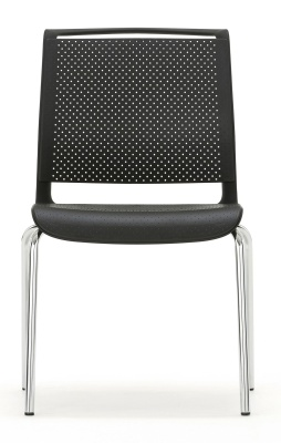 Ad Lib Four Leg Conference Chair Facing