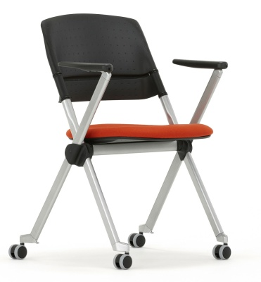 Pyramid Chair Front Angle