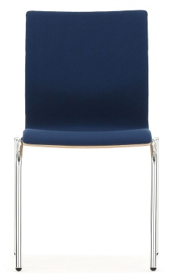 Isis Fully Upholstered Confernce Seating Front Face