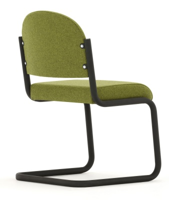 Public Cantilveer Chair Rear View