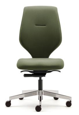Ess Task Chair No Arms Polished Base