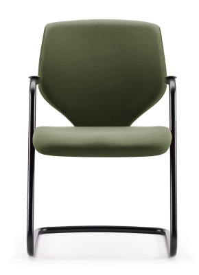 Ess Chair Black Frame Facing