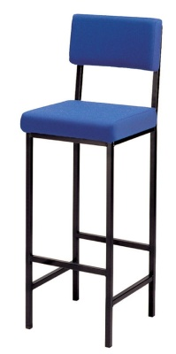 Mumford 19 High Stool With Back