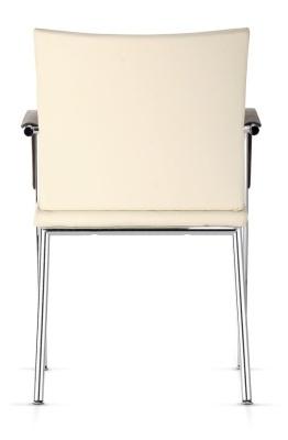 Castella Four Leg Designer Conference Chair Rear View