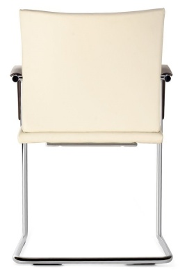 Castella Fully Upholstered Cantilever Chair Rear View