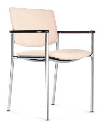 Zen Mid Back Chair With Arms