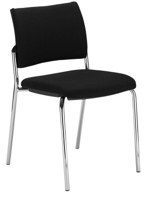 Intrata Four Leg Conference Chair No Arms