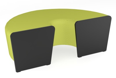 Magnes 180 Degree Modular Sofa