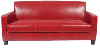 Chigwell Three Seater Leather Sofa