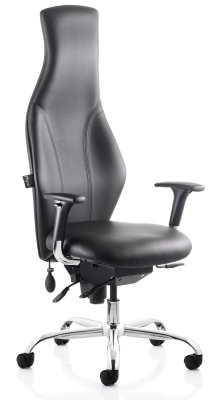 Physio Ergonomic Chair Front Angle