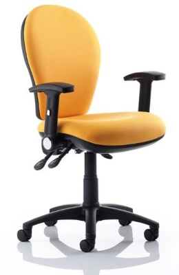 Bulbo Operators Chair Front Angle