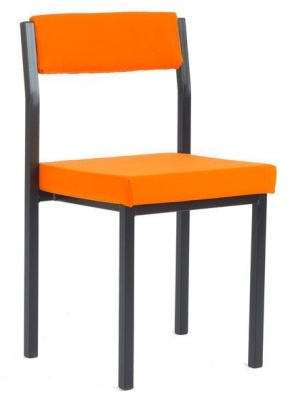 Alpha Stackable Healthcare Side Chair
