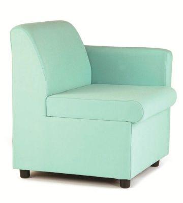 Cabby Healthcare Chair With A Single Left Hand Arm