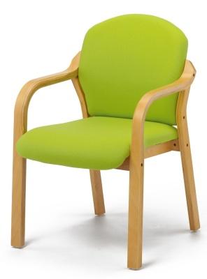 Minster Wood Frames Armchair