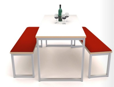 Otto Bench Dining Set