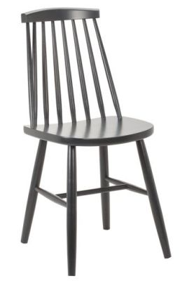 Lucano Chair In Dark Grey