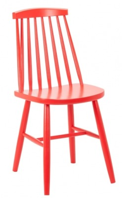 Lucano Chair In Red