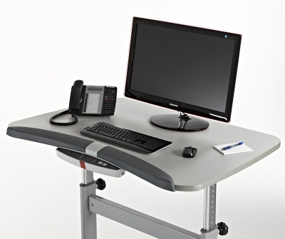 Lifespan Tradmill Desk Top