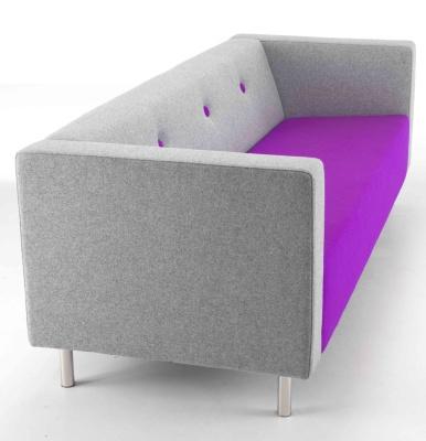 Bonus Designer Sofa Side Angle