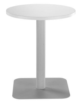 Duke Contract Tables With A White Top