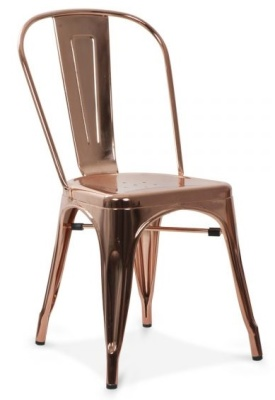 Xavier Pauchard Side Chair Front Angle View