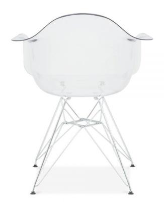 Eames DAR Chair Rear View