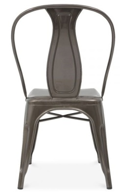 Xavier Pauchard Vintage Style Side Chair Rear View