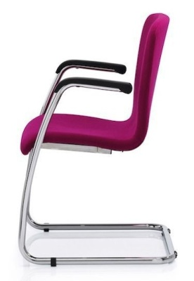 Sienna Conference Chair Side View