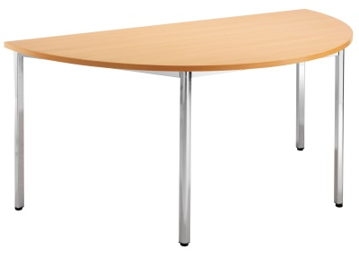 Riva Express Half Moon Table
